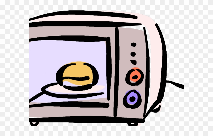 Oven Clipart Baked.
