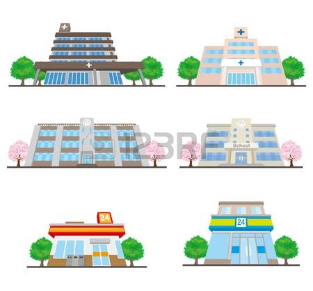 2,384 Convenience Store Cliparts, Stock Vector And Royalty Free.