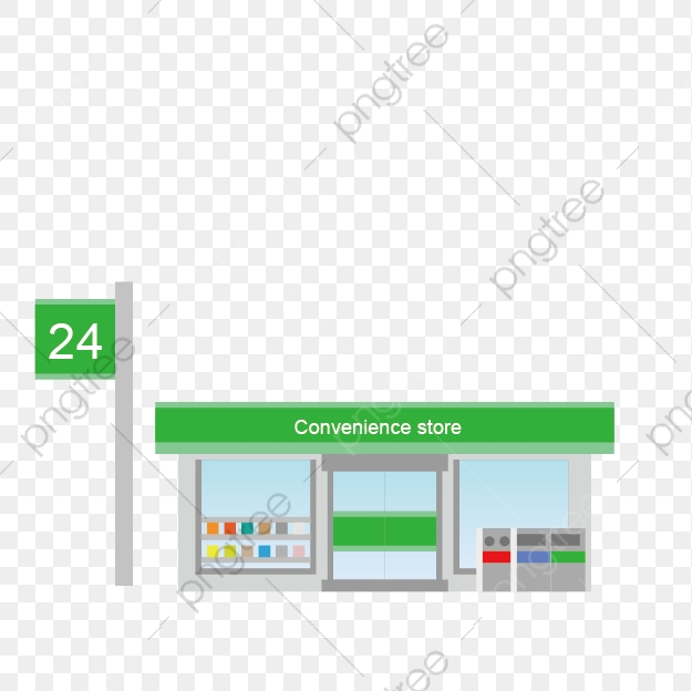 Convenience Store, Houses, Building PNG Transparent Image and.