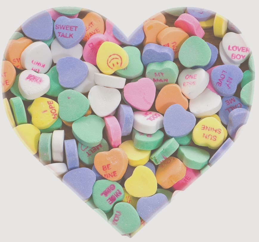 Download valentines heart candy clipart Sweethearts Valentine's Day.
