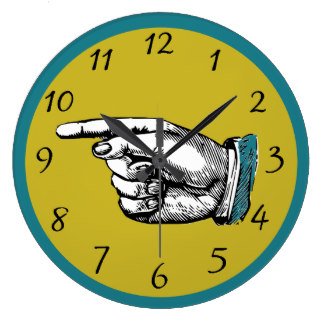 Conversation Piece Wall Clocks.