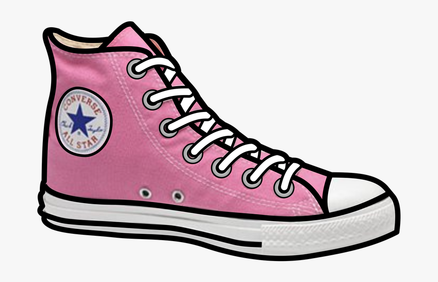 Converse Clipart Jeans Sneaker.