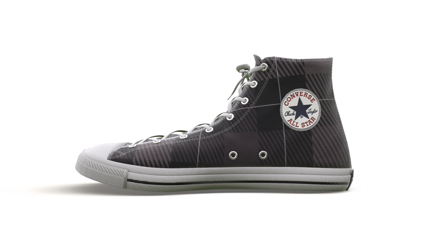 Classic High Top Converse All Stars.