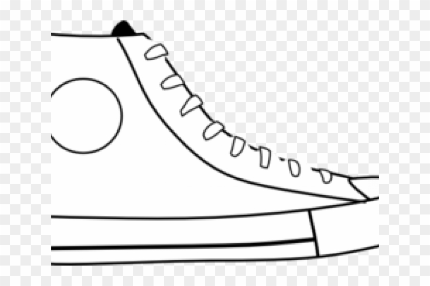 Converse Clipart Black And White For Free.