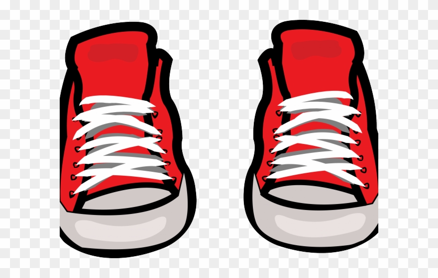Sneakers Clipart Training Shoe.
