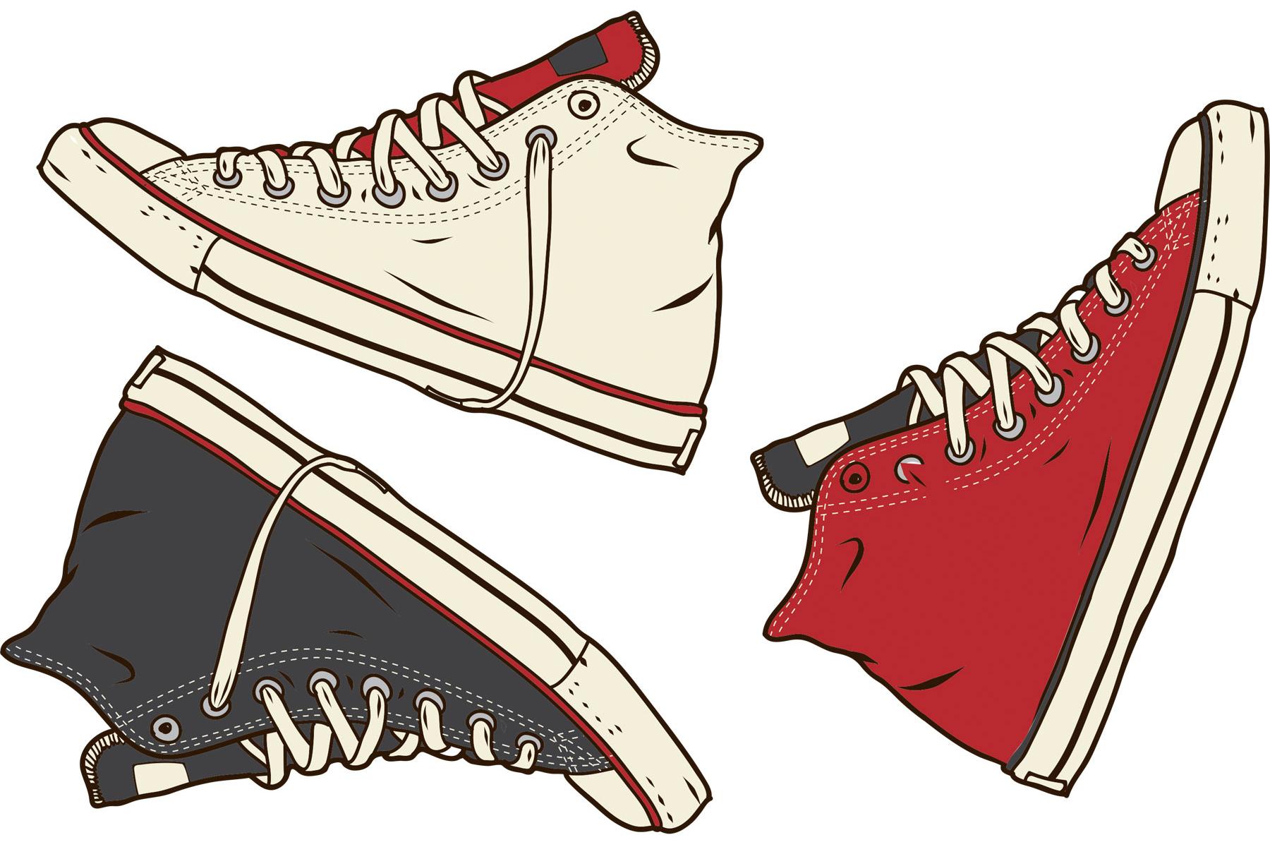 Converse Clipart.