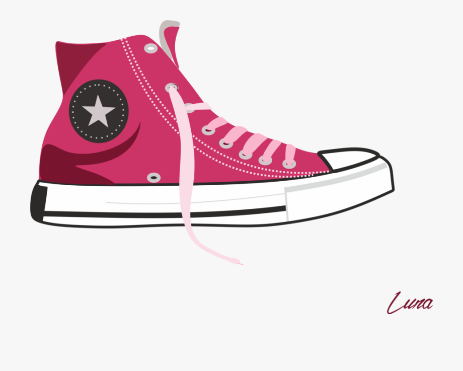 Converse Shoes Clipart.