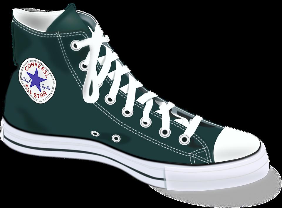 Chucks Converse Shoes.
