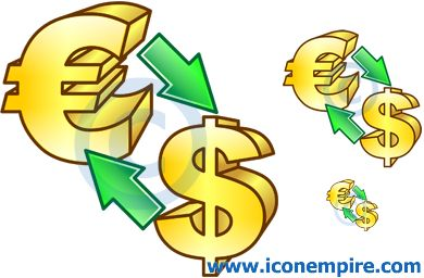 Currency clipart images.