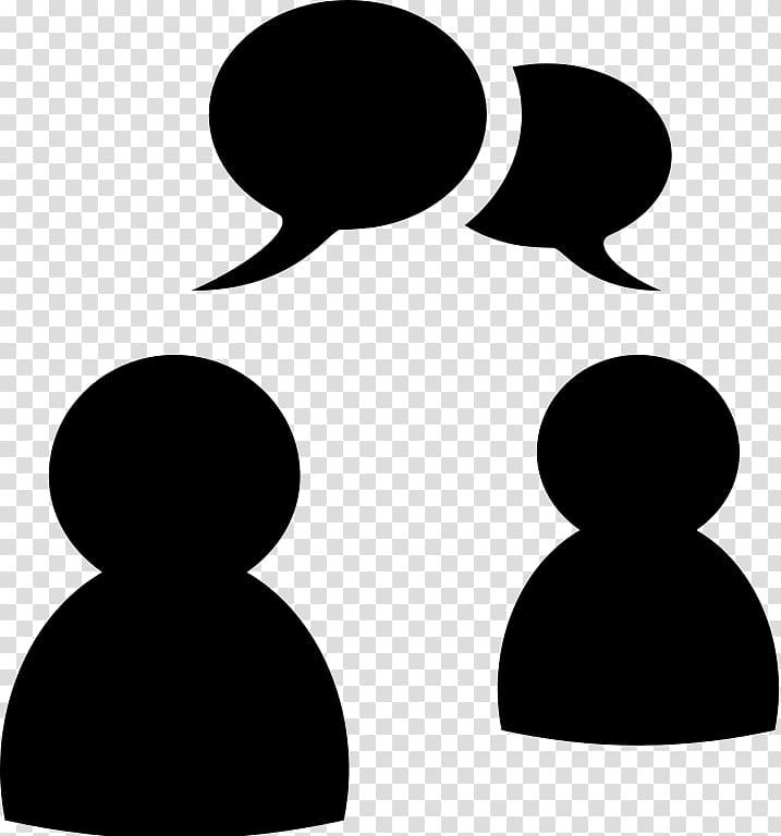 Communication Computer Icons Conversation , conversation.