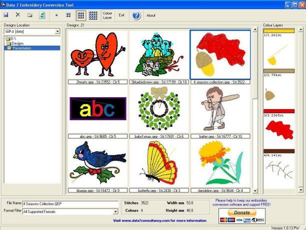 Convert Clipart To Embroidery.