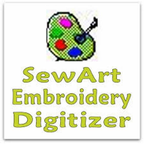 SewArt Embroidery Digitizer is an embroidery digitizer for.