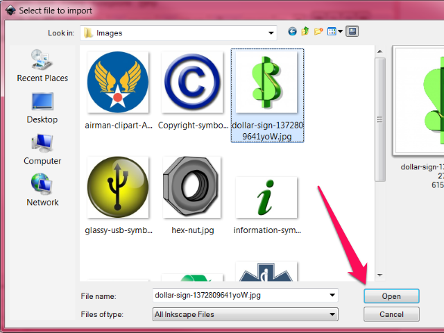 Convert Clipart To Dxf.