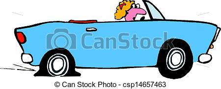 Convertible car Vector Clipart EPS Images. 2,543 Convertible car.