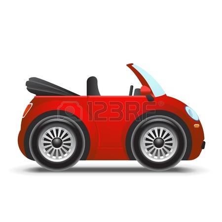 3,520 Convertible Car Stock Illustrations, Cliparts And Royalty.