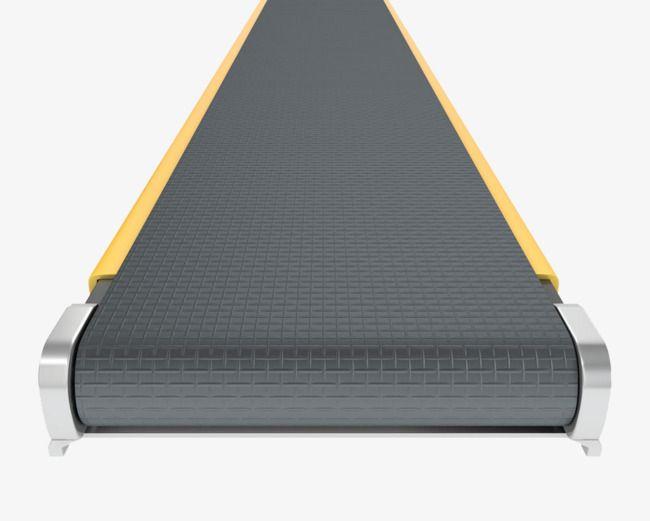 Conveyor Belts, Black, Factory, Transmission PNG Transparent.