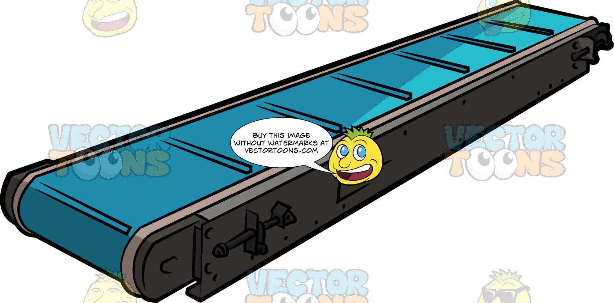 A Modern Conveyor Belt.