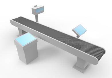 Conveyor Belt Clip Art.