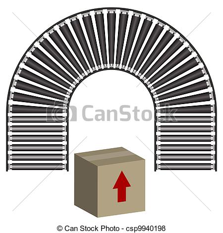 Conveyor belts Vector Clipart EPS Images. 882 Conveyor belts clip.