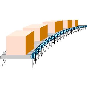Conveyor Clip Art.