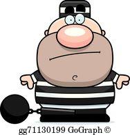 Prisoner Clip Art.