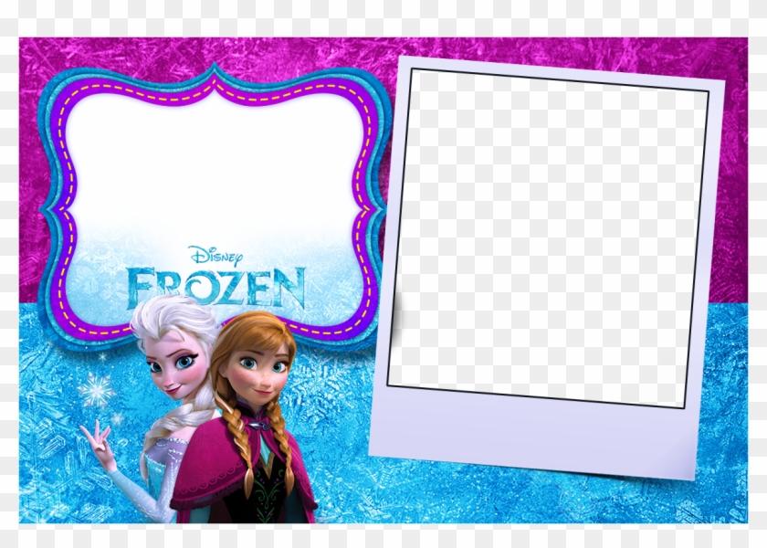 Moldura Frozen Images In Collection Page Png Molduras.