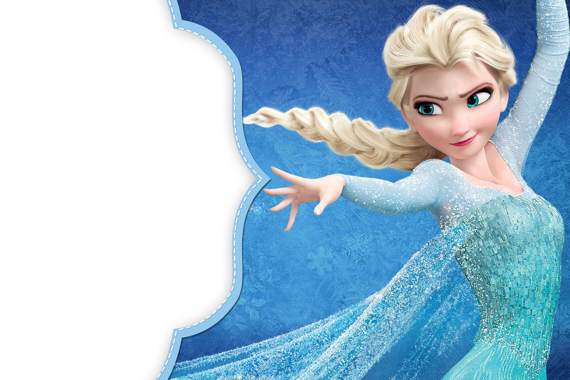Convite Frozen 131 PNG Grátis para baixar jpg,png.