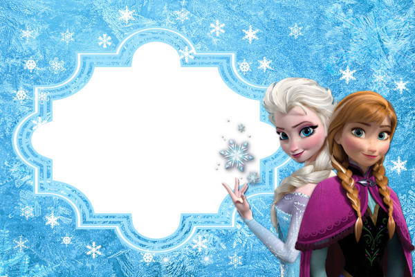 Convite Frozen 128 PNG Grátis para baixar jpg,png.