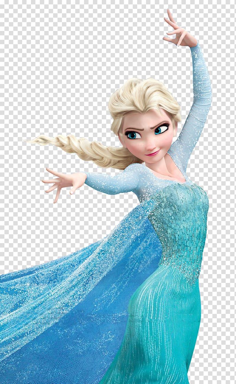 Illustration of Elsa from Frozen, Elsa Frozen Anna Olaf Convite.