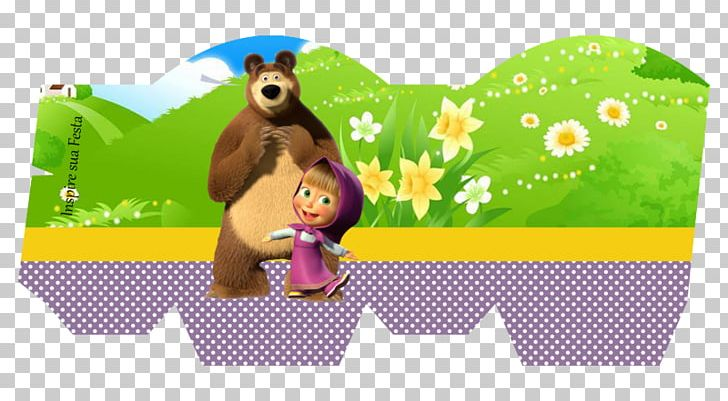 Bear Masha Party Convite Paper PNG, Clipart, Animals, Art.