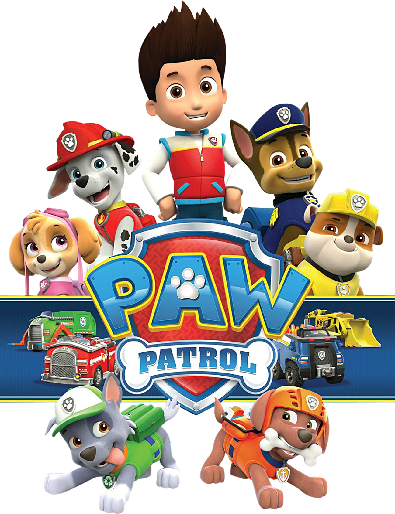 Paw Patrol Birthday PNG Transparent Paw Patrol Birthday.PNG.