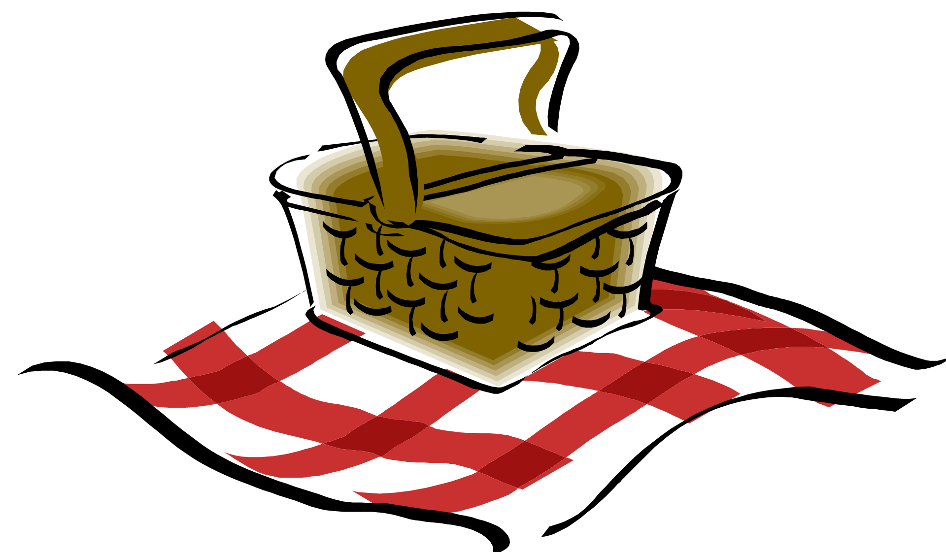 Clipart family picnic table, Clipart family picnic table.