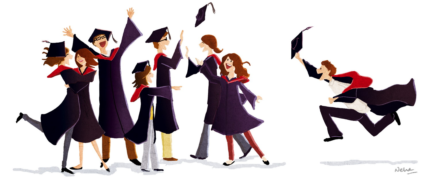 Convocation clipart 7 » Clipart Station.