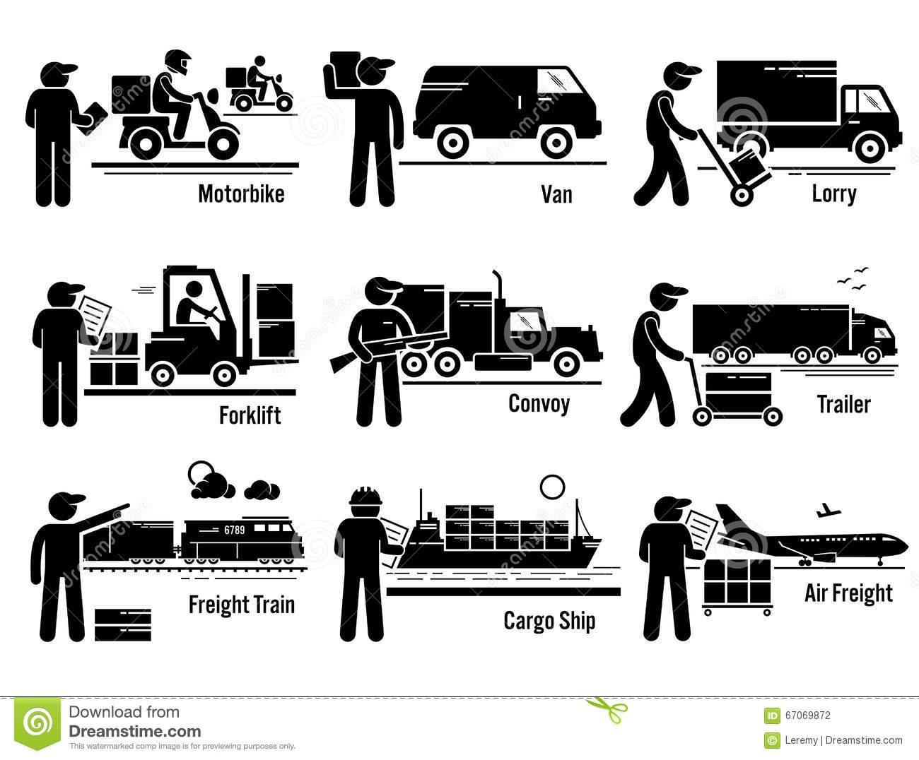 Convoy Clip Art.