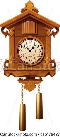 Cuckoo clock Clip Art and Stock Illustrations. 591 Cuckoo clock EPS.