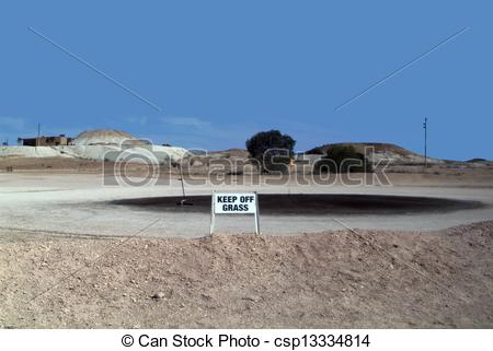 Stock Photography of Coober Pedy, South Australia.
