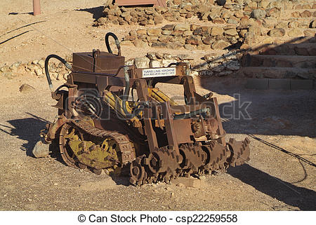 Stock Images of Coober Pedy, South Australia.