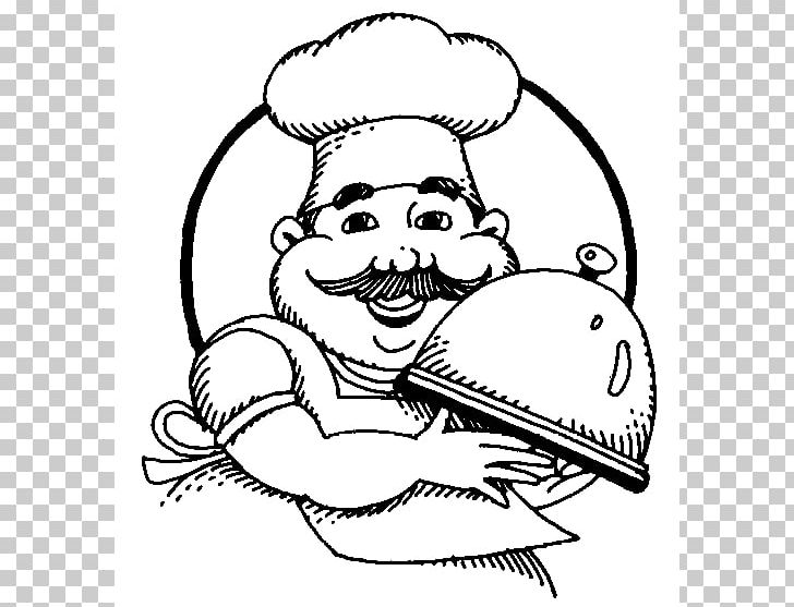Chefs Uniform Cooking PNG, Clipart, Black And White, Chefs.