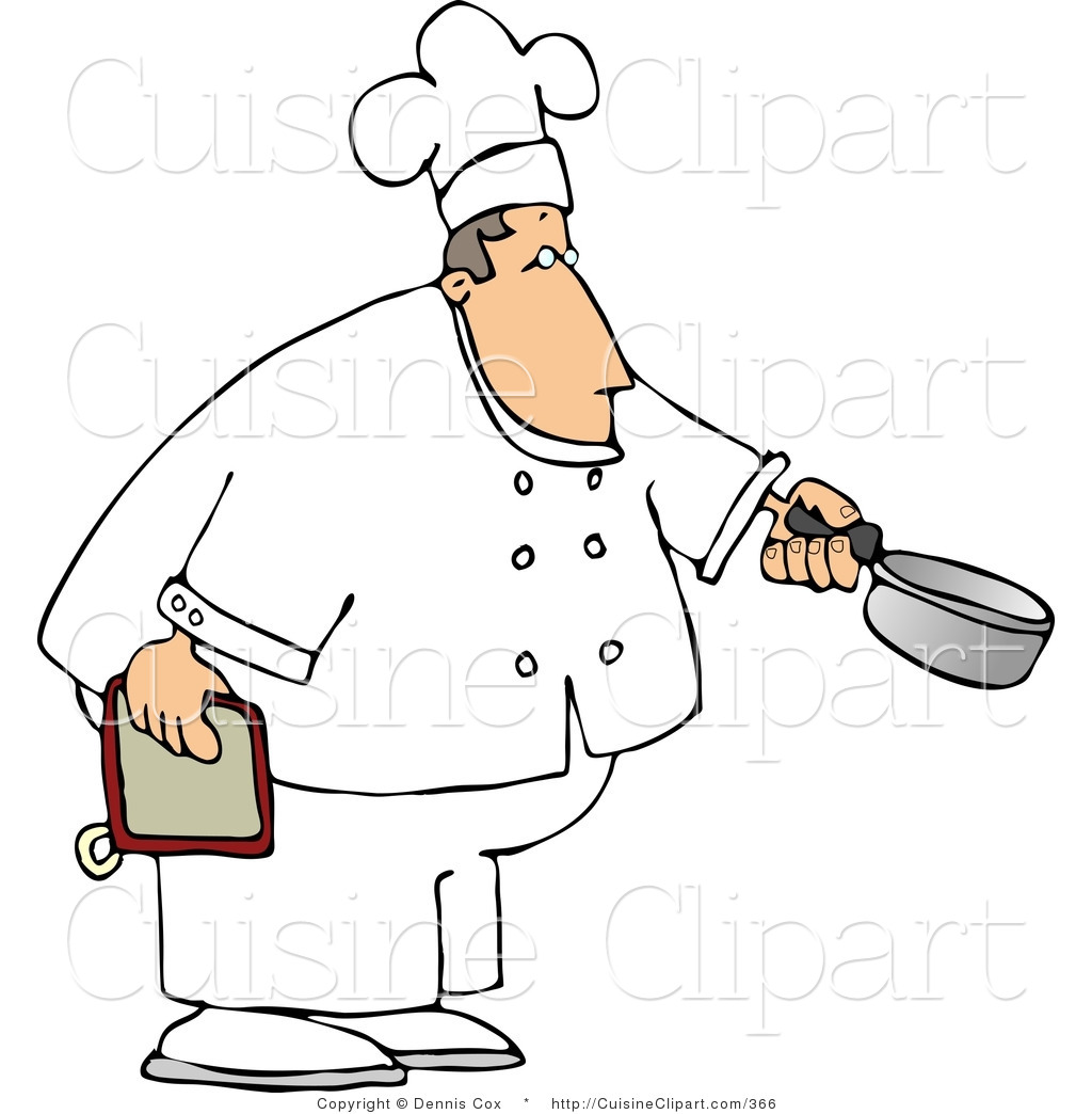 Royalty Free Stock Cuisine Designs of Cooks.