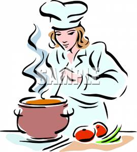 Clip art pictures cooks.