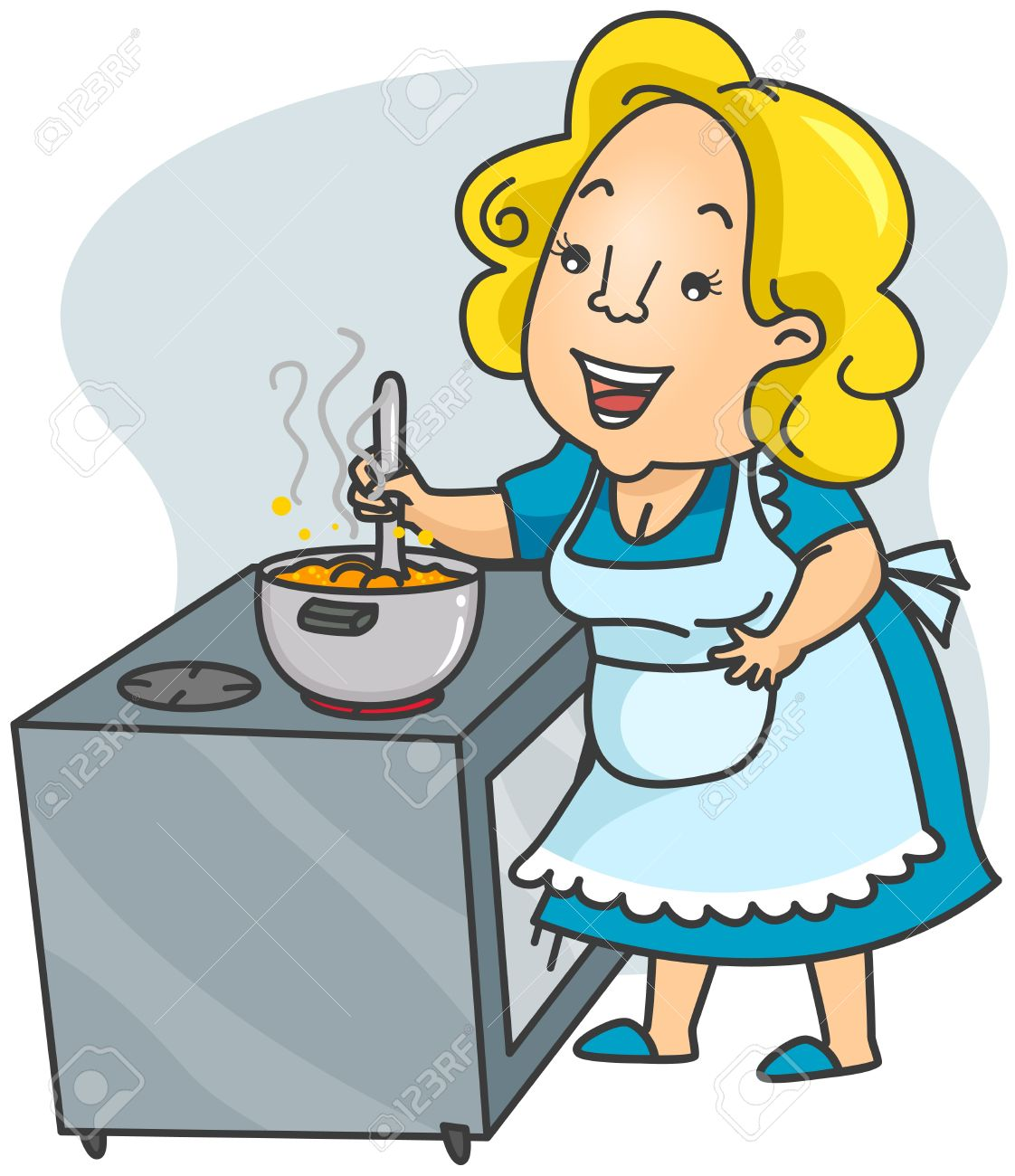 Cook Food Clipart.