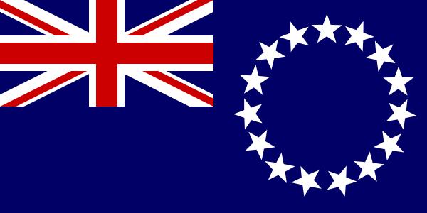 Cook Islands clip art Free Vector / 4Vector.