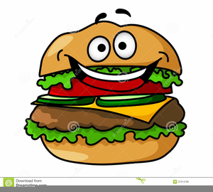 Animated Cookout Clipart.