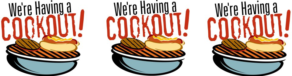 Cookout clip art hostted 2.