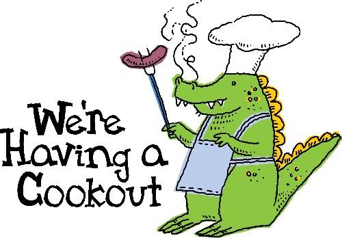 Cookout cook out clip art clipart 2.