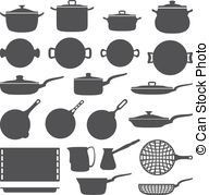 Cookware Vector Clip Art EPS Images. 3,221 Cookware clipart vector.