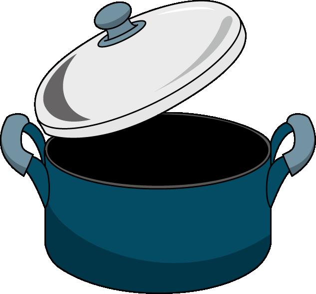 Cookware Clipart.