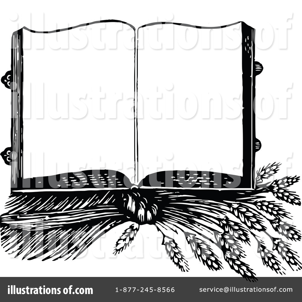 Cookbooks Clipart.