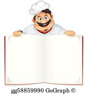 Cookbook Clip Art.