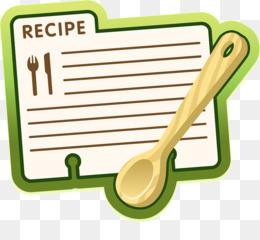 Cookbook clipart.